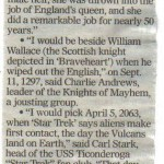 Time Travel article (Star Trek 2009):