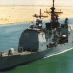 The USS Ticonderoga CG-47