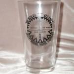 USS Anasazi drinking glass